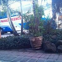 Photo taken at Rumah Makan Bali 2 by Chandra P. on 7/22/2012