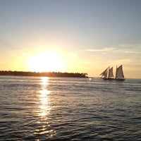 Photo taken at Mallory Square by Vanessa G. on 5/7/2012