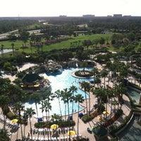 Photo taken at Orlando World Center Marriott by James S. on 3/8/2012