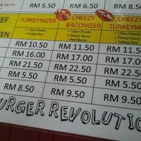 Photo taken at Burger Bakar Kaw Kaw by Raja R. on 7/14/2012