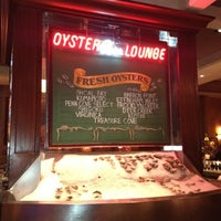Photo taken at The Brooklyn Seafood, Steak & Oyster House by mcasaverde on 3/9/2012