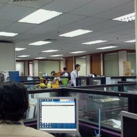 Photo taken at OSK-UOB Investment Management Berhad by Alkahauky A. on 2/23/2012