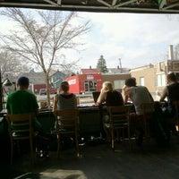 Photo taken at Bob's Java Hut by Blake H. on 3/18/2012