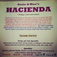 Ozzie & Mae's Hacienda