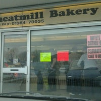 Photo taken at Wheatmill Bakery by Gez B. on 4/6/2012