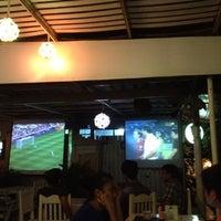 Photo taken at por por restaurant by Peung O. on 8/26/2012