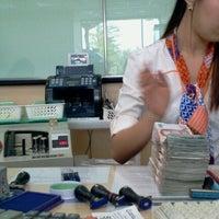 Photo taken at Bangkok Bank by Panida B. on 4/25/2012