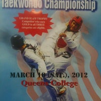 Photo taken at Ultimate Taekwondo Center by Raymond O. on 2/17/2012