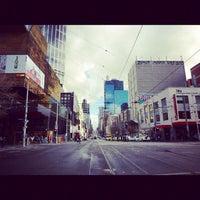 Photo taken at La Trobe Street by Enrico D. on 9/12/2012