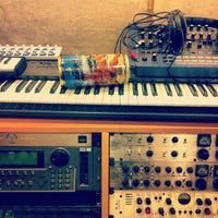 Photo taken at Syntheticsax Studio by Syntheticsax M. on 8/28/2012
