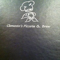 Photo taken at Cousin Sam's Pizzeria And Brew by Angel S. on 1/27/2012