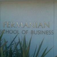 Photo taken at Fermanian School of Business by Alex R. on 1/10/2012