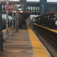 Photo taken at MTA Subway - Junction Blvd (7) by Ivan R. on 4/12/2011
