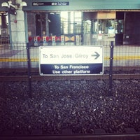 Photo taken at Millbrae Caltrain Station by Ray Y. on 4/15/2012