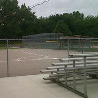 Photo taken at Norris Youth Softball Complex by Tina T. on 6/2/2011