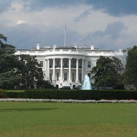 Photo taken at South Lawn - White House by Tony T. on 9/13/2012