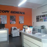 Photo taken at Copy General by Martin K. on 8/18/2011