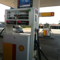 Photo taken at Shell by Siralai B. on 3/11/2012