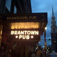 Photo taken at Beantown Pub by Brandon B. on 10/2/2011
