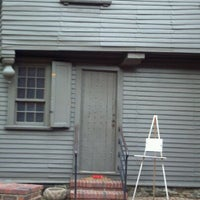 Foto scattata a Paul Revere House da Steph R. il 9/30/2011