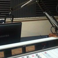 Photo taken at WMCU/WKAT/WZAB Radio by Sha'ul on 9/18/2011