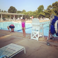 Photo taken at Indian Lakes Stingrays Swim Team by Gerry M. on 8/2/2012