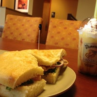 Photo taken at Panera Bread by Enzo S. on 3/31/2012