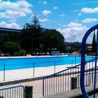 Piscina municipal la alameda pool in talavera de la reina for Piscinas talavera