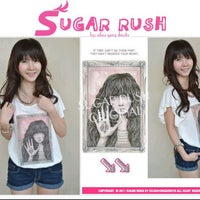 Photo taken at Sugar Rush Clothing by Silvia Y. on 8/21/2011