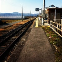 Photo taken at Higashi-Kanai Station by incmplt on 11/27/2011