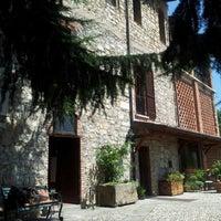 Photo taken at Agriturismo Castello by Paolo C. on 8/1/2012