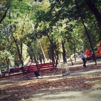 Снимок сделан в Павлівський сквер пользователем Sergii Z. 9/6/2011