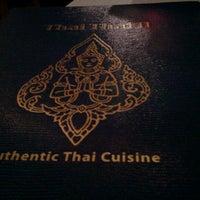 Photo taken at Thai Thai II by Silencio B. on 11/5/2011
