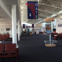 Photo taken at Central Wisconsin Airport (CWA) by Dave W. on 6/19/2012