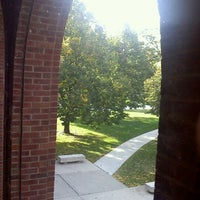 Photo taken at Cowles Library by Avereee on 9/29/2011