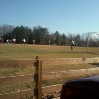 Photo taken at WRAL Soccer Center by Mikey C. on 12/3/2011