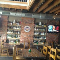 Photo taken at Falls Taproom by Joanne on 10/14/2011