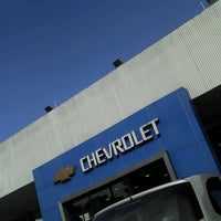 Photo taken at Carrera Chevrolet by Giselle F. on 5/24/2012
