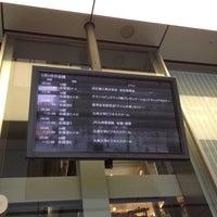 Photo taken at アミュプラザ博多 シースルーエレベーター by Nobuyuki H. on 6/6/2012