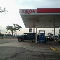 Photo taken at Exxon by michael h. on 6/18/2012