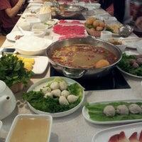5/13/2012 tarihinde Gloriaziyaretçi tarafından Little Sheep Mongolian Hot Pot 小肥羊'de çekilen fotoğraf