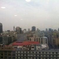 Photo taken at Banco BICE by Ricardo L. on 5/8/2012