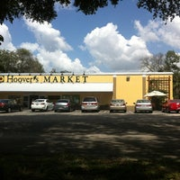 Photo taken at Hoover's Market by Jim on 7/27/2012