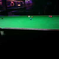 Photo taken at Snooker Table? by Dawn D. on 9/3/2011