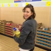 Photo taken at Aldi by Becca K. on 12/30/2011