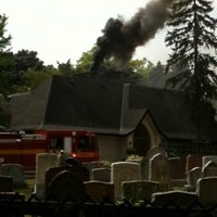 Photo taken at St. James' Crematorium and Cemetery by Mark B. on 8/2/2011