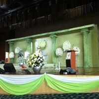 Photo taken at Dewan Perdana Felda by Nadia R. on 1/15/2011