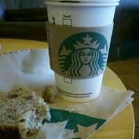 Photo taken at Starbucks by Lisa W. on 10/24/2011