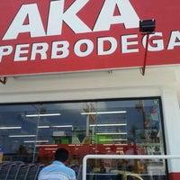 Photo taken at AKA Super Bodega by ! Poio M. on 10/27/2011
