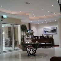 Das Foto wurde bei Sheraton Fuschlsee-Salzburg Hotel Jagdhof von Sandra K. am 12/30/2011 aufgenommen